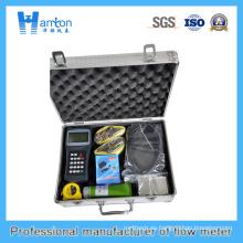 Medidor de flujo por ultrasonidos de mano Ht-0269