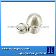 Nickel Ball Form Tür Neodymiun Magnet / billig ndfeb Magnet für Tür schließen