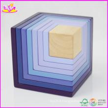 Nouveau mode 3D Puzzle en bois W02A003