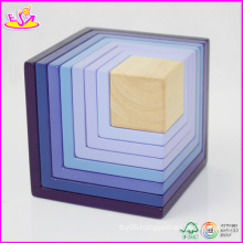 New Fashion Wooden 3D Puzzle W02A003