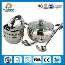 10pcs stainles steel gift kitchenware sets