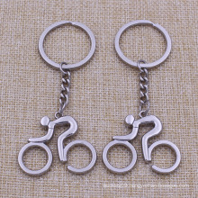 Custom Cheap Mini Gifts Metal Bicycle Keychain for Sale