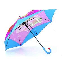 Droites de Carton impression enfants parapluie