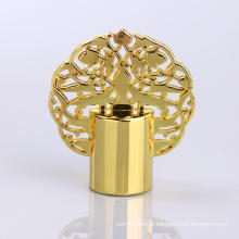 Trade Assurance Supplier Zinc Luxury Crown Perfume Cap