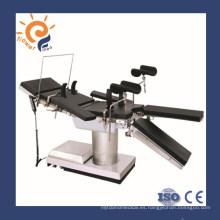 Más barato Mesa de operaciones manual eléctrica mesa de operaciones ortopédica mesa de operaciones quirúrgica
