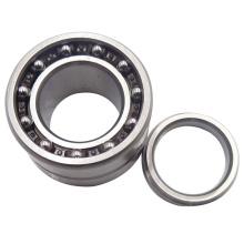 KOYO combined bearing / needle roller / angular contact ball bearing NKIB5919
