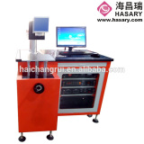 packaging stainless steel 60w co2 laser wire marking machine with low cost