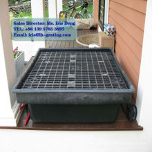 galvanized drains,drainage, trench grating