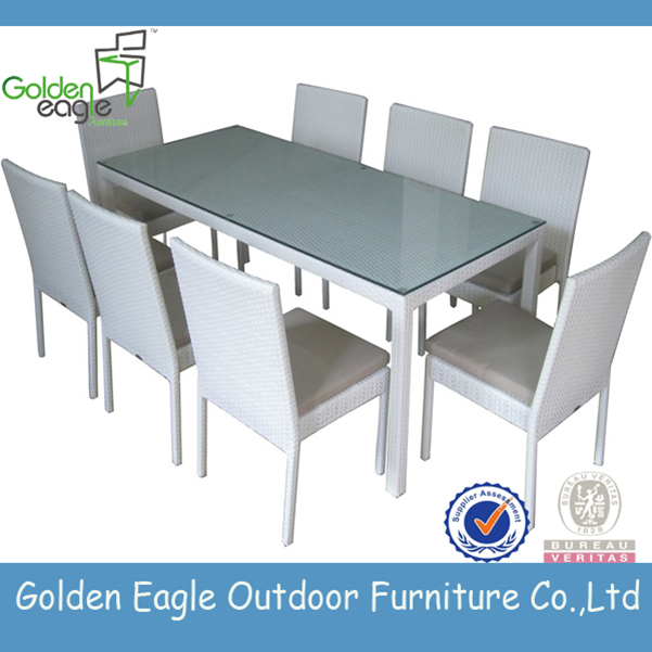 Dining set outdoor furniture