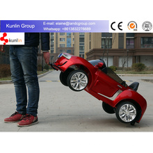 12V светлый Электрический автомобиль для детей, автомобиль с светодиодные батарейках