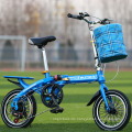 New Style 20 Inch Folding Bike/Foldable Bicycle with Aluminum Wheel Rim