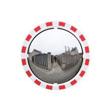 KL 45cm Traffic Safety Orange  Road Safety Outdoor Convex Mirror, Reflection Mirror/