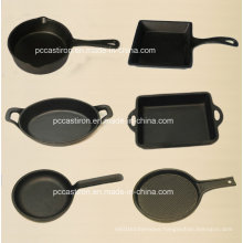 Preseasoned Cat Iron Mini Cookware