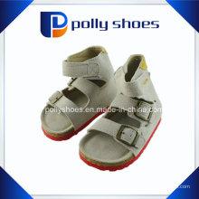 Симпатичные дети сандалии подошвы в ПУ