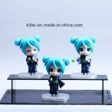 Mini Janpanese Kimono Fashion Eco-Friendly Action Figure Plastic Toy