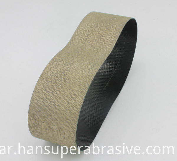 Expandable Drum Flexible Diamond Belts