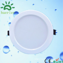 hot sale high quality white thin ceiling light 100-240v 4 inch smd5730 9w led downlight housing