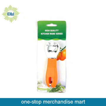 high quality plastic citrus peeler