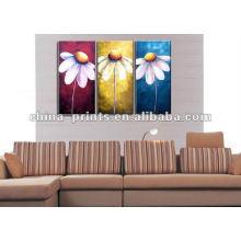Flores Decorativas Artesanía en madera