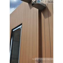 225 * 20 мм деревянная пластиковая композитная настенная панель с SGS, FSC, сертификат CE