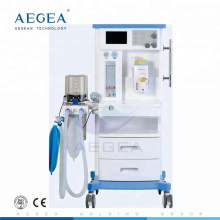 AG-AM001 Surgical O2 NO2 gas hospital ICU medical lab equipment medical dental anesthesia machine vaporizer supplier price