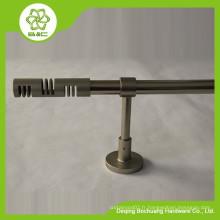 Barres de rideau en aluminium à haute qualité à haute qualité