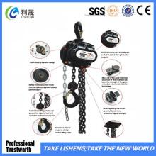 Ball Bearing Lifting Equipment DF Chain Block