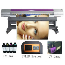 2.2m Dual Head Head Large Format UV Printing Machine