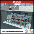 Système de stationnement automatisé vertical et garage stéréo fournis en Chine