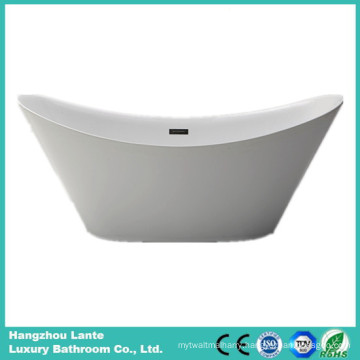 Wholesale Freestanding Seamless Bathtub with Drain (LT-22D)