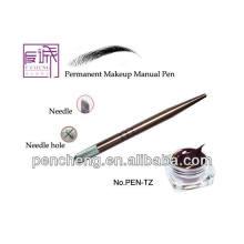 Atacado Top Qulity Permanent Makeup Manual pen -PEM-TZ