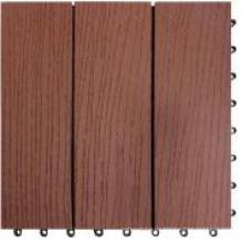 Interlocking Deck Tile / Holz Kunststoff-Composite