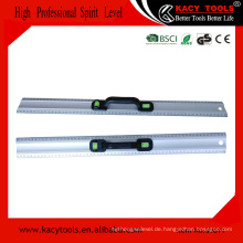 Aluminium-Lineal-Ebene