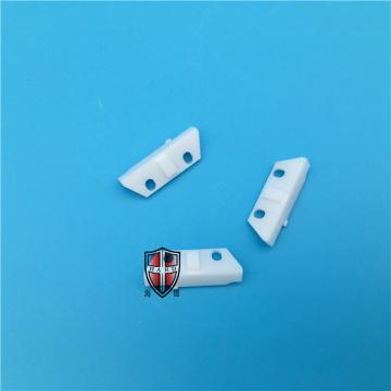 piezas de mecanizado cerámicas aisladas de óxido de aluminio y alúmina