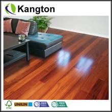 Piso laminado de madeira de alto brilho (piso laminado de madeira)