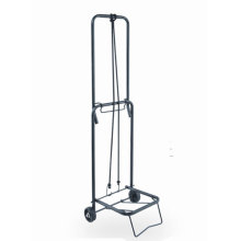 2 Wheels Foldable Luggage Cart