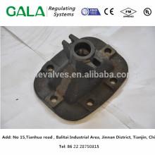 Pieza de hierro fundido de la válvula de compuerta pn16 made in china