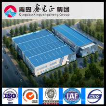 ISO International Certificated Steel Hangar Workshop (pH-14005)