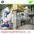 30tph Rotary Drum Sand Dryer with Gas