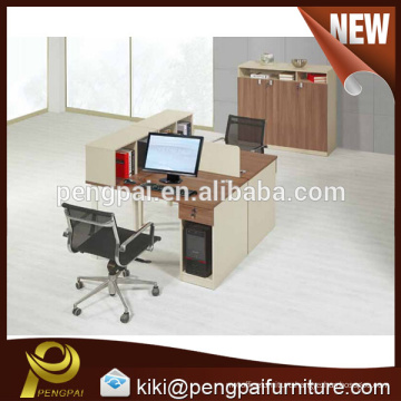 FoShan quality guarantee office furniture two seater office partition