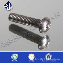 Stainless Steel Material Zinced Socket Cap Screw