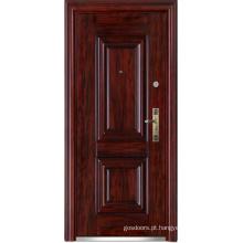 Portas exteriores de aço (WX-LS-298)