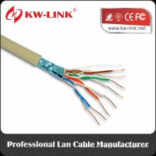 4pr 24awg / 23awg cat5e Cable de red UTP / FTP / SFTP