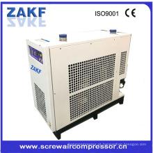 Secador de ar comprimido industrial do tipo do refrigerant do secador de gelo da capacidade 6.5Nm3 do desumidificador