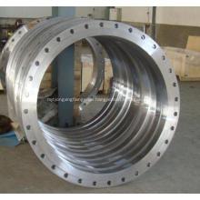 Aufsteckbarer Stahlflansch