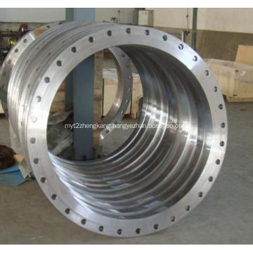 Slip On Type Steel Flange