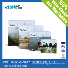 Factory Quality Cheap Recycle Luxury white kraft paper bag wholesale