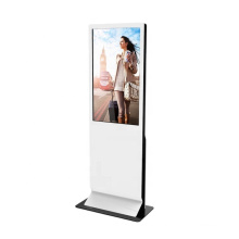 High resolution Wifi Network standalone LCD advertising digital signage 55 inch for player