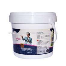 Paint, raw material diatom mud Asian ecological interior paint, anti-fouling paint, 2kg/barrel