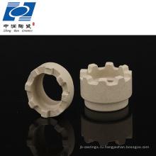 Кордиеритовый керамический наконечник для приварки шпилек